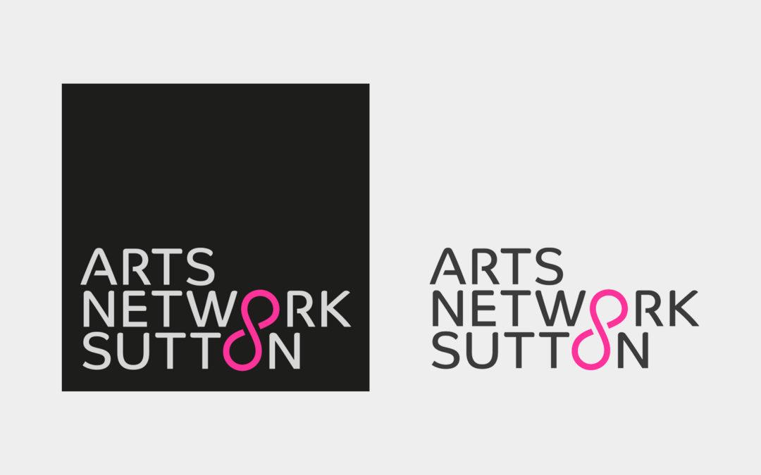 Advantage London creates a new brand identity for Arts Network Sutton