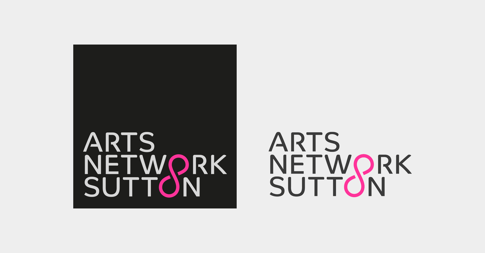 Advantage London creates a new brand identity for Arts Network Sutton