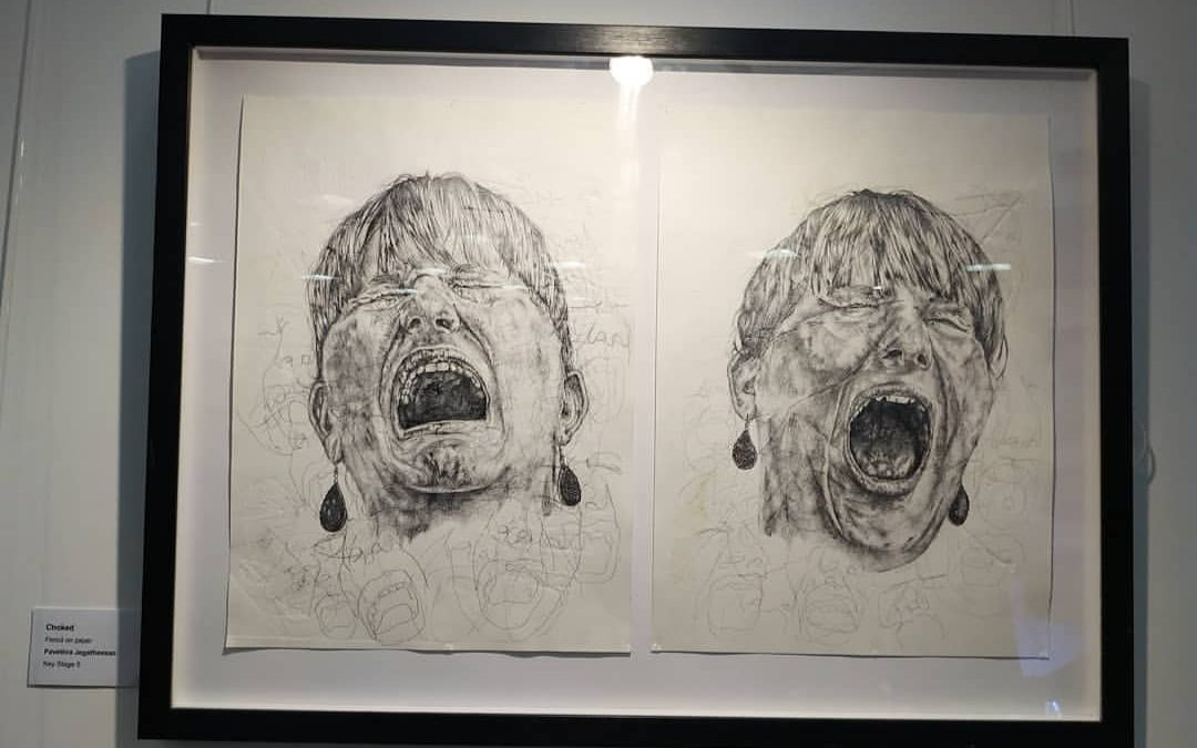 Youth Art Exhibition celebrates young talent in Sutton